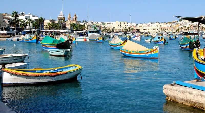 Sprachreise für Schüler mit team! nach Malta