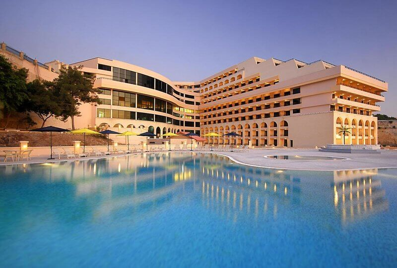 Grand Hotel Excelsior Malta
