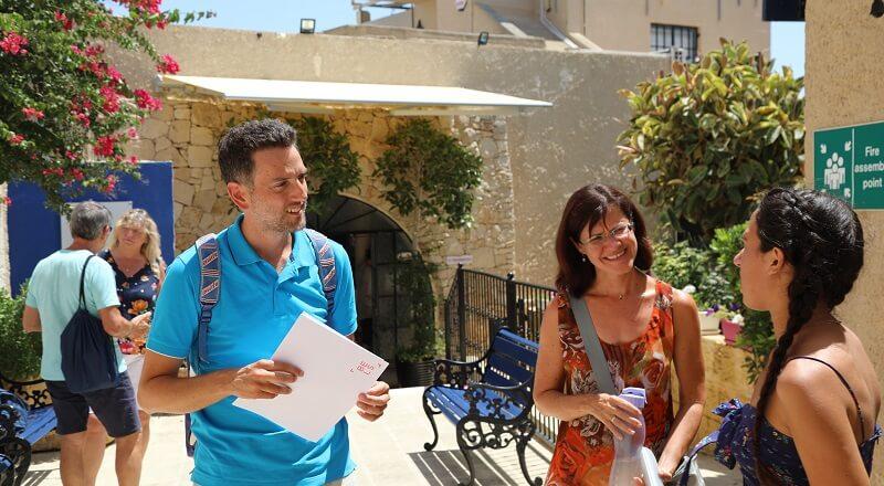 Englisch Lernen auf Malta & Gozo