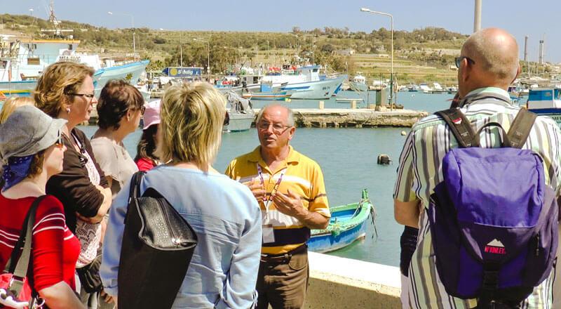 Malta: 9-tägige Pauschal Premium Sprachreise mit Programm / Privatunterbringung oder Hotel
