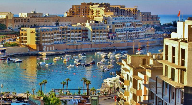 Pauschalreise Malta