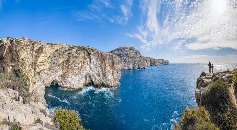 Malta & Gozo gemütlich erwandern