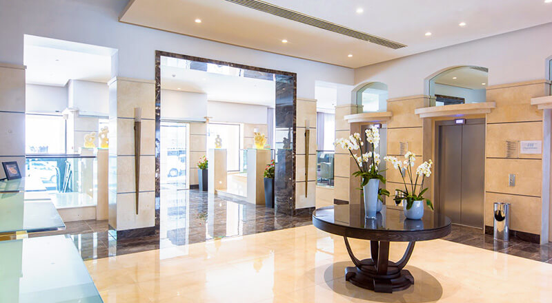 4* Maritim Antonine Hotel & Spa