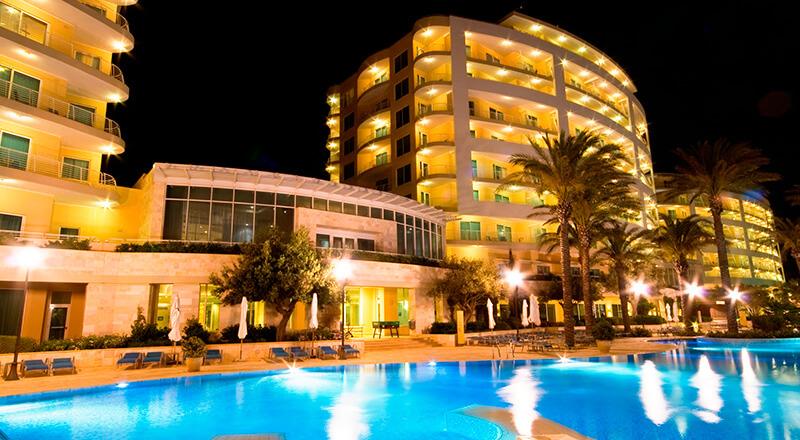 5* Radisson Blu Resort & Spa Malta Golden Sands