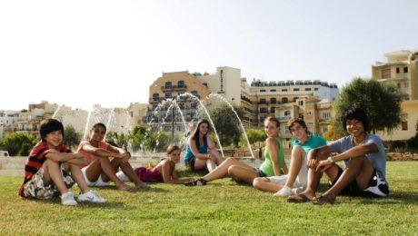 Erlebnisreiche Schüler Sprachreise mit Steinfels
