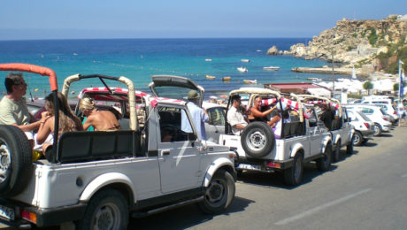 Malta Jeep Safari