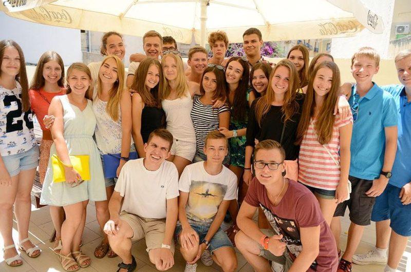 Sprachreisen für Schüler (8-12 und 12/13 – 17 Jahre)