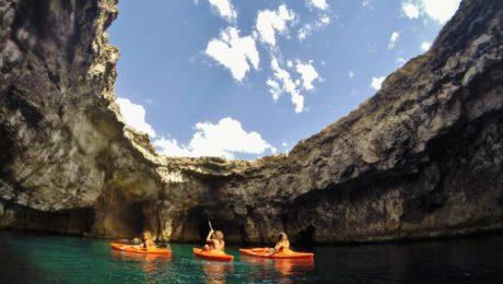 Sprachreise: Wassersport auf Malta und englisch Lernen