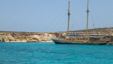 Ausflug Comino & Die Blaue Lagune