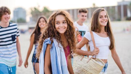 Jugendsprachreise Sommerferien inkl. Vollpension (13-17 Jahre)