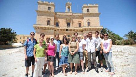 Englisch lernen in mediterranem Klima