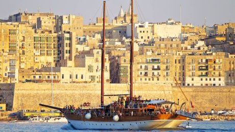 Crockford's Sprachreisen: englisch auf Malta