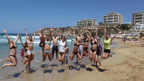Familiensprachurlaub in Malta St. Paul's