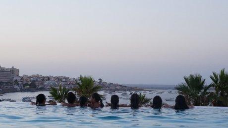 Schülersprachreise nach Malta (Salina Bay) – Herbstferien