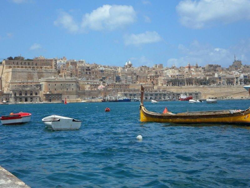 Sprachreise (ab 18 Jahren) nach Valletta – ganzjährig buchbar