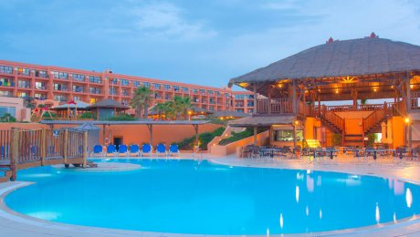 Ramla Bay Resort – dem Winter entfliehen