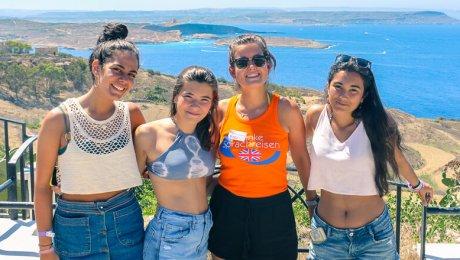 Feriensprachreisen für Jugendliche nach Malta (13-17 Jahre)