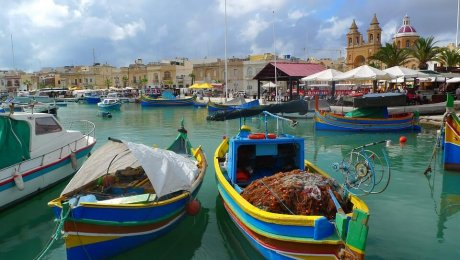 Malta-Reisen Marco Polo