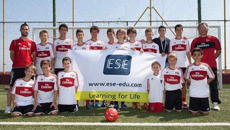 Englisch- und Fussballcamp Malta