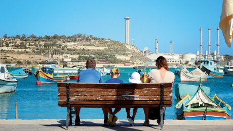 Familiensprachreise Malta – Kids & Parents