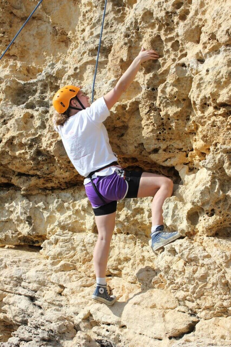 Climbing tour Gozo