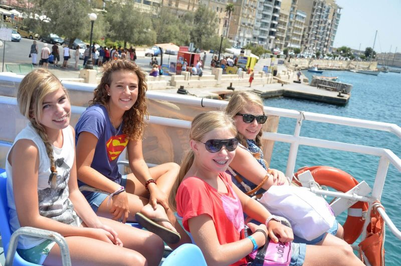 Kindersprachreise Malta