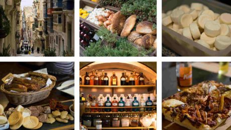 Offbeat Malta Food Trails