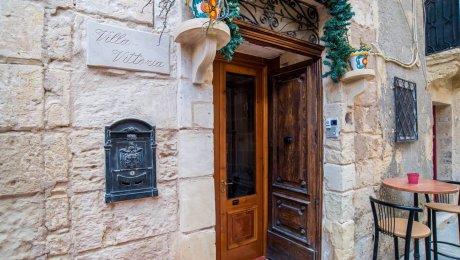 Villa Vittoria – 2 Wohnungen und 2 Gästezimmer für 2-4 Pers in stilvollem Stadthaus in der Altstadt von Rabat