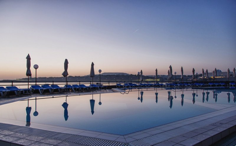 Malta – Standortrundreise im Hotel Seashells Resort