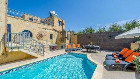 Ferienhaus Wied Sara mit 3 Schlafzimmern und Pool