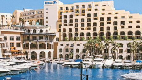 5* Hilton Malta, St. Julian´s